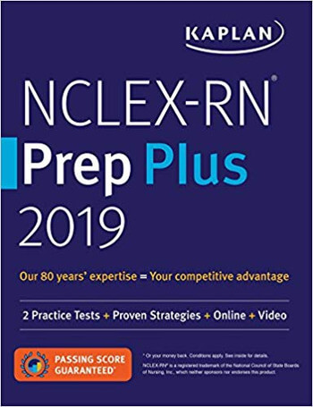 The 3 Best NCLEX Review Books for 2019: Compared and