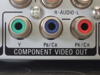 Component Video Ports