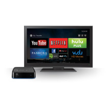 WD TV Play Channels